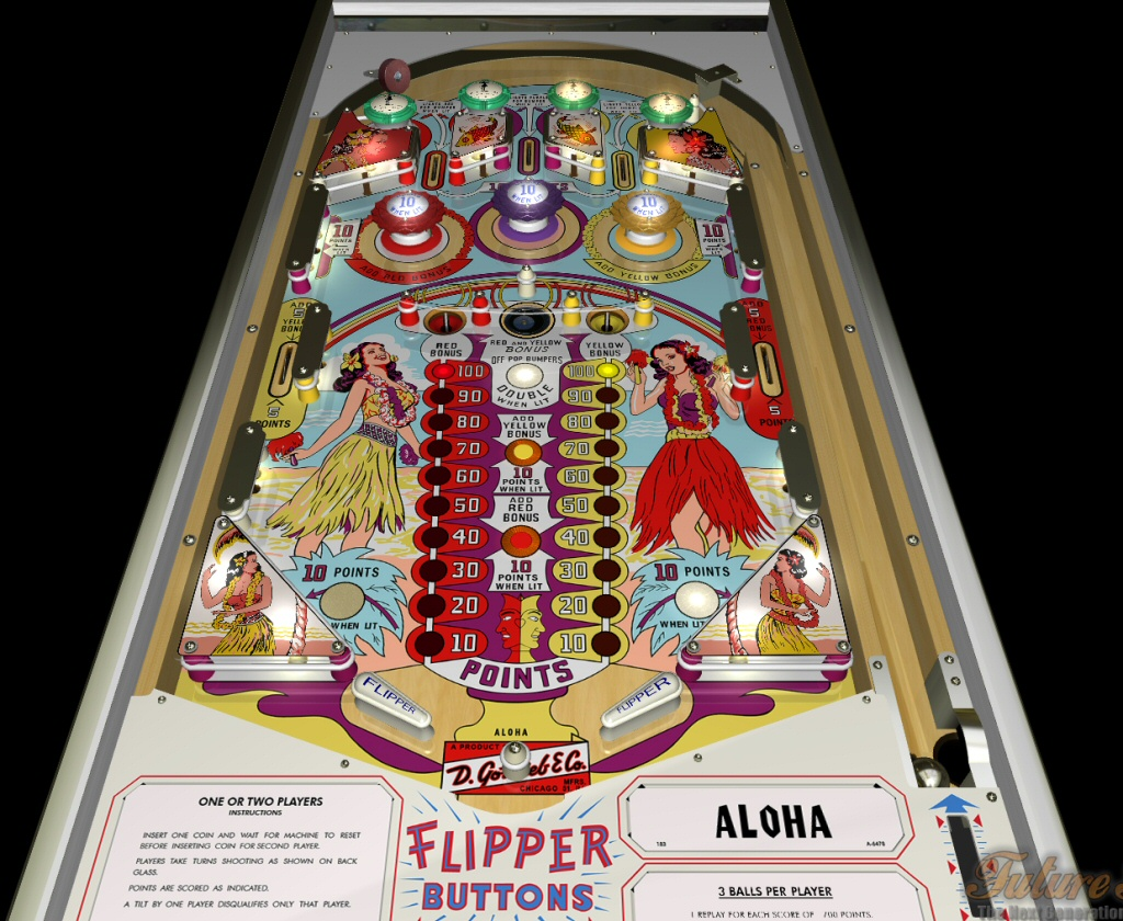 flipper diamond lady prix